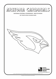 Cool Coloring Pages Nfl American Football