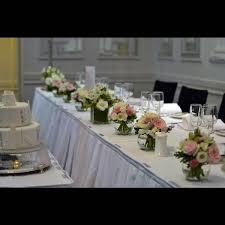 Wedding Reception Arrangements For Tables Wedding Reception Flowers Bridal Table 26 Bridal Table