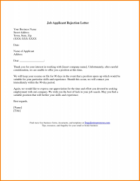 Cover Letter Examples Applying For A Job Employment Image