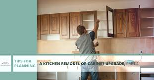 before starting on the actual kitchen renovation or cabinet upgrade planning every aspect of the project is crucial rather than just jumping right
