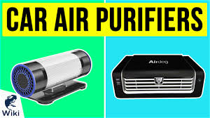 Top 10 <b>Car Air Purifiers</b> of 2020   Video Review