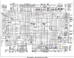 bmw k wiring diagram of the abs system circuit and bmw early k100 rs and rt wiring diagram