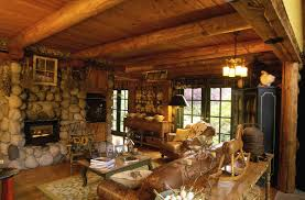 Log Home Decorating Inspire Home Design - Log home pictures interior