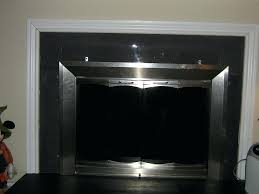 gas fireplace outside vent cover exhaust exterior black magnetic covers