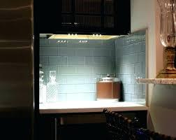 Led Under Cabinet Kitchen Lighting Options