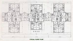 housing floor plans. Typical Building Floor Plan Housing Plans