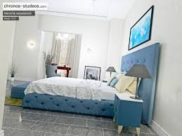 Interior decoration of bedroom Room Chronos Studeos Top Quality Visualizations And Designs Abuja Nigeria Luxury Blue Colour Scheme Bedroom Interior Design Chronos Studeos Interior Design Ideas Beautiful Bedrooms