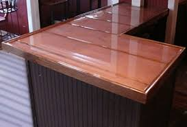 16 gauge copper sheet a guide to copper bar tops tables and more