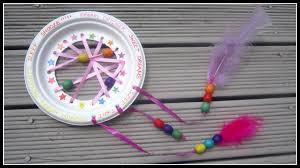 Diy Dream Catchers For Kids Kids DIY Dream Catcher YouTube 6