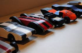pinewood derby race cars wooden race cars increasingly popular with adults woodworking