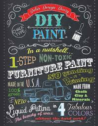 diy paint distresses beautifully because there is no latex or acrylic in our paint you can rub the paint back with a wet cloth or wet sanding block