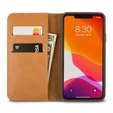 Moshi Overture 2-In-1 Magnetic Folio Wallet Case For iPhone 11 Pro Max -  Mac Addict