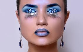 art makeup art outside conventional