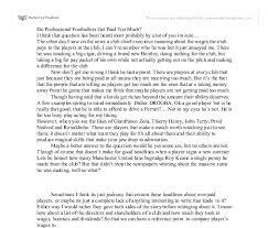 sportsmanship essay good sportsmanship essay