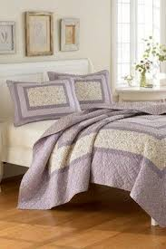 29 best purple quilts images on Pinterest   Colors, Board ... & Addison King Quilt and Sham Set - Light Purple Adamdwight.com