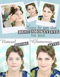 makeup looks guys love the best smokey eye for you try these natural