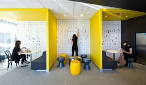 Yellow Office 5 Examples Of Office Interior Design Colour Schemes Merit
