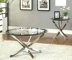 glass coffee table set julie glass coffee table co 588 contemporary inside glass coffee table and