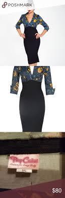 Pinup Couture Lauren Dress In Lantern Print 3x Pinup Girl