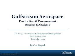 Gulfstream Stock Chart Gulfstream Aerospace
