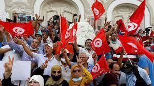 """تونس: النهضة تحذر من """"تفكيك الدولة"""" بسبب استمرار التدابير الاستثنائية  للرئيس سعيّد"""