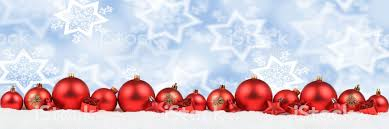 christmas ornament banner. Exellent Christmas Christmas Balls Banner Red Decoration Background Snow Winter Copyspace  Royaltyfree Stock Photo On Ornament Banner L