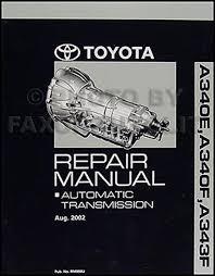 2004 toyota 4runner wiring diagram manual original 2003 2006 toyota 4runner tacoma automatic transmission overhaul manual