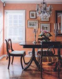 interesting color for graceful dining room