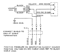 electro voice model 665 wiring