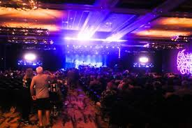 Inside Mount Airy Casino Resorts New Event Center Sights