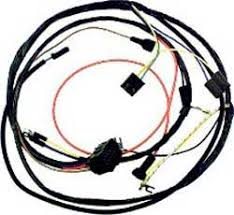1968 chevrolet camaro parts electrical and wiring wiring and 1968 camaro wiring harness diagram 1968 camaro, chevy ii nova v8 small block with warning lights oe style engine wiring harness