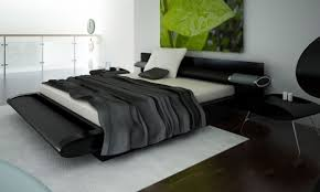 white or black furniture. Stylish Black Contemporary Bedroom Sets For White Or Gray Bedrooms Furniture D