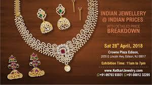 kotharijewelry gold and diamond jewellery exhibition