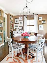 45 elegant cly and feminine perfectly stylish ideas for dining room design