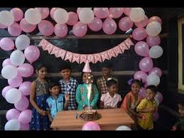 diy balloon decoration birthday decor