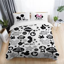 disney children 3d bedding set duvet