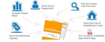 Home Loan Comparison Report