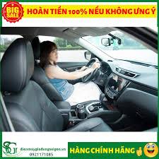 Máy lọc không khí thông minh dùng trên xe hơi FujiE AP100 - Điện máy gia  dụng Sài Gòn