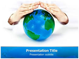 Save Earth Ppt Powerpoint Template Save Earth Ppt
