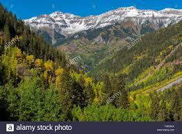 USA UnitedStates America Colorado San Miguel County San Juan