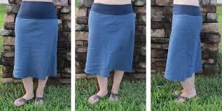 Simple Skirt Pattern With Elastic Waist Best Inspiration Design