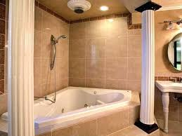 endearing corner bathtub shower combo at bathtubs amazing small combination co