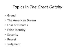 top tips for writing in a hurry the great gatsby essay questions all the work should be used in accordance the appropriate policies and applicable laws gatsby essay
