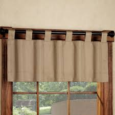 tab top valance. Unique Tab Crosby Tab Top Valance 40 X 16 To U