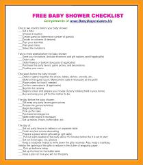 Baby Shower Planner Sustinesanatatea Info