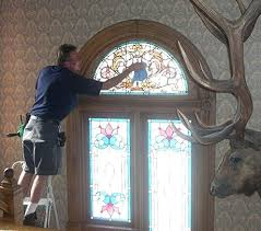 cleaning stained glass windows residential services window how to clean vintage