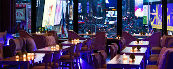 Times Square Bar - Hotel Lounge | Renaissance New York Times Square Hotel