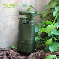survival water purifier. Portable Water Purifier For Camping Hiking Fishing,emergency/disaster Preparedness, Survival Filter A