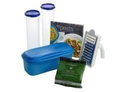 tupperware pasta gift set