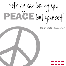 Quotes About Peace And Love Custom 48 Best Peace Quotes